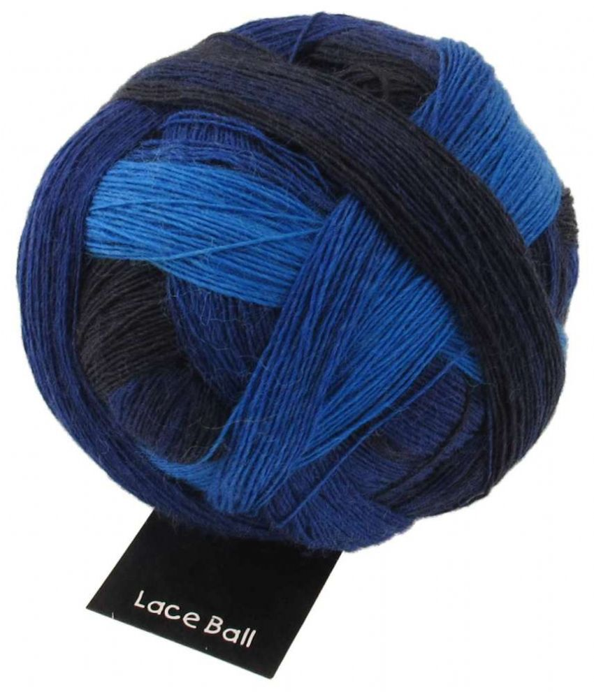Schoppel-Wolle LACE BALL Blue Eyes 2134